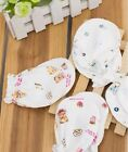 1 pair Newborn Baby Mittens Anti Scatch Soft Cotton (Buy 5 get 1 Free)