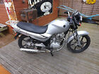 2012 Sym XS 125 4 STROKE COMUTER, SPARES OR REPAIR.NONE RUNNER.DAMAGED BARGAIN