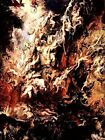 Dutch Christian Art Print:  The Fall of the Rebel Angels by Peter Paul Rubens
