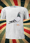 Pigeon Peagon Flower Unicorn Bird Fly T-shirt Vest Top Men Women Unisex 2012