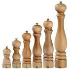 Peugeot Paris U-Select Natural Beech Salt and Pepper Mills