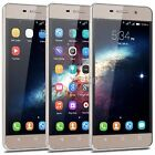 "Unlocked Dua SIM 2Core 5.0"" 3G Android 4.4 Smartphone GSM GPS Mobile Cell phone"