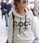 Winter Warm New Women Print Hoodie Sweatshirt Tracksuit Tops Overcoat Jacket Hot