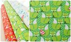 Michael Miller Fabric Festive Nest FQ Fat Quarter / F8th Christmas Foxes Snow