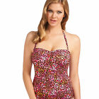 NEW Freya Swimwear Wild Side Bandeau Tankini Top 3322 Hot Pink Various Sizes