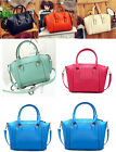 Fashion Hobo Women Shoulder Bag PU Leather Tote Handbag Purse Satchel Cross Body