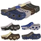 Mens Garden Clogs Size 7 8 9 10 11 Beach Holiday Comfort Casual Trekker Sandals
