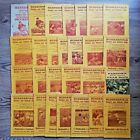 Huddersfield Rugby League Programmes 1961 - 2004