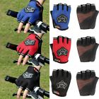 Fashion Skidproof Half Finger Fingerless Gloves for Bicycle Cycling Sports