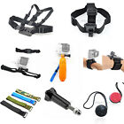 Chest/Helmet/Head Strap/Floating Monopod Belt For GoPro Hero Camera 1 2 3 3+ 4
