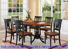 """Plainville Table with 18"""" butterfly Leaf for kitchen dining room"""