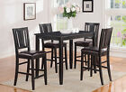 Buckland 3 Pieces counter height dining set-high table and 2 Stools
