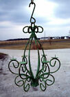 Wrought Iron Country Candle Chandelier - Small for Little Spaces, Candelabra