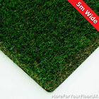 Shamrock Artificial Grass 40mm Garden Lawn Green Realistic CHEAP 2m & 4m Wide