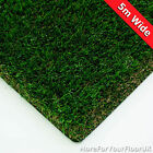 Shamrock Artificial Grass 40mm Garden Lawn Green Realistic CHEAP 2m 4m 5m Widths