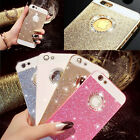 Hot Luxury Bling Diamond Glitter Hard Back Case Cover for iPhone 4 5 5S 6 6 Plus