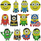 * MINION * Machine Embroidery Patterns ** 12 Designs in 3 sizes