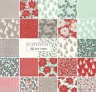 CHRISTMAS MODA ' Winterberry ' Modern Colours Kate & Birdie Fabric Fat Quarter
