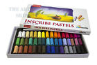 Inscribe / Mungyo Artist's Soft Pastels Box Set - 24, 32, 48 or 64 Colours