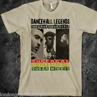 Reggae, t-shirt, shabba ranks, rasta, Jamaica, supercat, yellowman, tenor saw