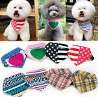 New Dog Bow Tie Collars Dog/Cat Bandana Neck Necklace Scarf Cute Collar