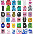 34 Types Summer Pet Puppy Shirt Small Dog Pet Clothes Vest T Shirt,Free Shipping