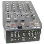 Behringer VMX300 USB 3-Channel DJ Mixer With USB Interface (CHANNEL 1 FAULTY)