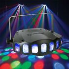 American DJ Revo Sweep LED Disco Light Mobile DJ Lighting Effect Moonflower