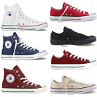 Converse Chuck Taylor As Core Low HI All Star Sneakers Women's Size Canvas Shoes