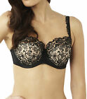 BRAND NEW Panache Masquerade Persia Balconette Bra 6581 Black Various Sizes
