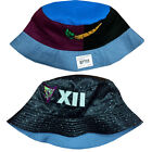 NEW AUTHENTIC Hare Reversible Bucket Hat To Match The Jordan 7 Bordeaux