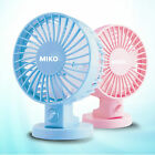 Portable PC Laptop MIKO MINI USB Electric FAN Cooling Blower Step2 wind strength