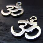 Om Aum Ohm Yoga Mediation Wholesale Charm Pendants C0534 - 20  50 or 100PCs