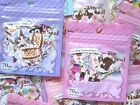 Pack of 70 Pieces Zip Flake Seal Stickers (Your Choice of Design)~KAWAII!!