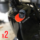 For Honda Ruckus Key Scratch Guard x2 - Graphic Sticker Protection gy6 decal image