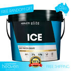 Horleys Elite Ice Whey 2.5kg WPI Whey Protein Isolate Protein Powder Low Carb