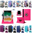 360 Rotating Stand Leather Smart Cover Case For IPad 2 3 4/ Mini 1 2 3/ iPad Air