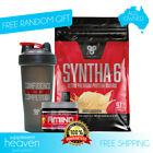 BSN Syntha 6 Syntha-6 10lbs Chocolate Whey Protein Powder WPI Blend Isolate WPC