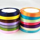 10mm SATIN RIBBON *23 METRES* *33 COLOURS* CARDMAKING CRAFTS WEDDING INVITATIONS