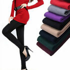 Warm Winter Women Colorful Jeggings Stretch Pants Footless Tights 099 US1 MO