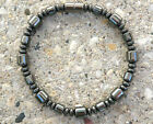 Best Seller Circulation Magnetic Hematite Bracelet For Healing Therapy Handmade