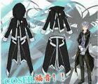BRS black rock shooter Costume Cosplay Anime Top Jacket Outfit Rare Art Hoodie