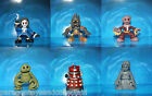 DOCTOR WHO TIME SQUAD LOOSE FIGURES - Choose from 6 different figures