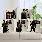 "Walking Dead 18""x45cm Decor Cotton Linen Cushion cover Pillowcase"