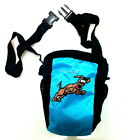 Dog Pet Training Treat Bag Feed Pouch w. belt & side pockets for Mobile phone