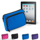 iPad™/ Tablet Shuttle Case Bag Carrier Zipped Pouch Wallet Mens Ladies