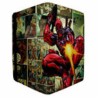 New Arrival Deadpool Super Hero iPad Mini 1/ 2/ 3 iPad 2 Flip Folio Case Cover