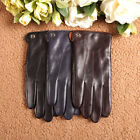 NEW ELMA Men's texting/touchscreen Winter Nappa Leather Gloves