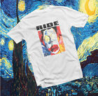 Ride Going Blank Again Rockmusic rock band White Shirt All size T Shirt