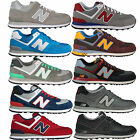 NEW Balance ML 574 ML574 men's trainer Casual Shoes Trainers Low shoes New